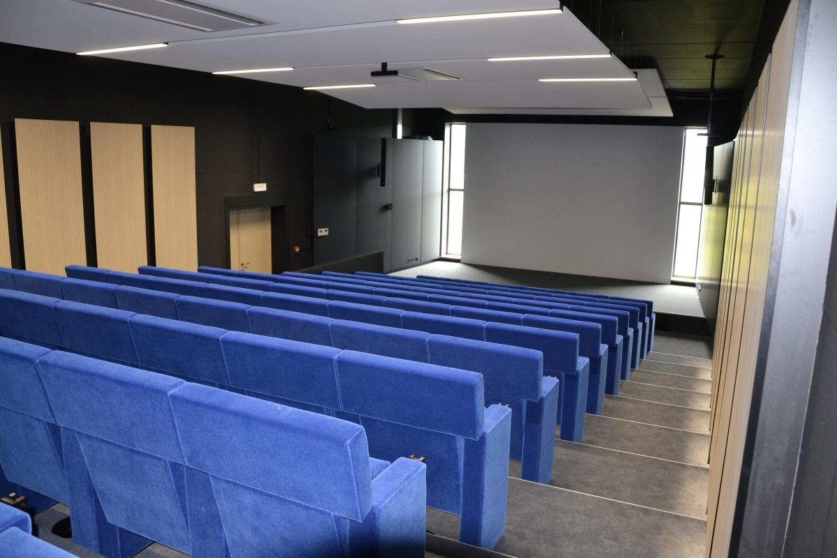 auditorium Espace Wallonie Picarde